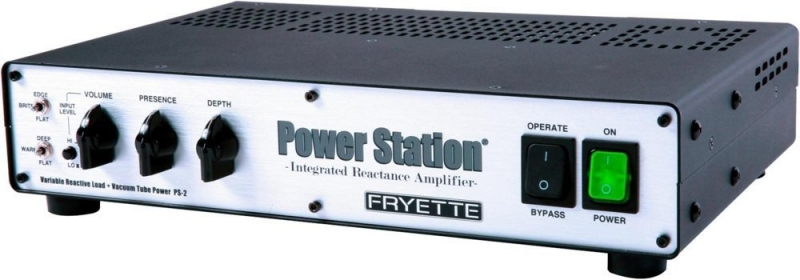 Fryette - Power Station PS2